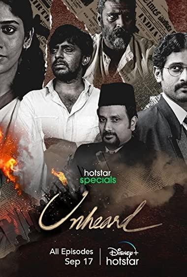 Unheard - Season 1 HDRip Telugu Web Series Watch Online Free
