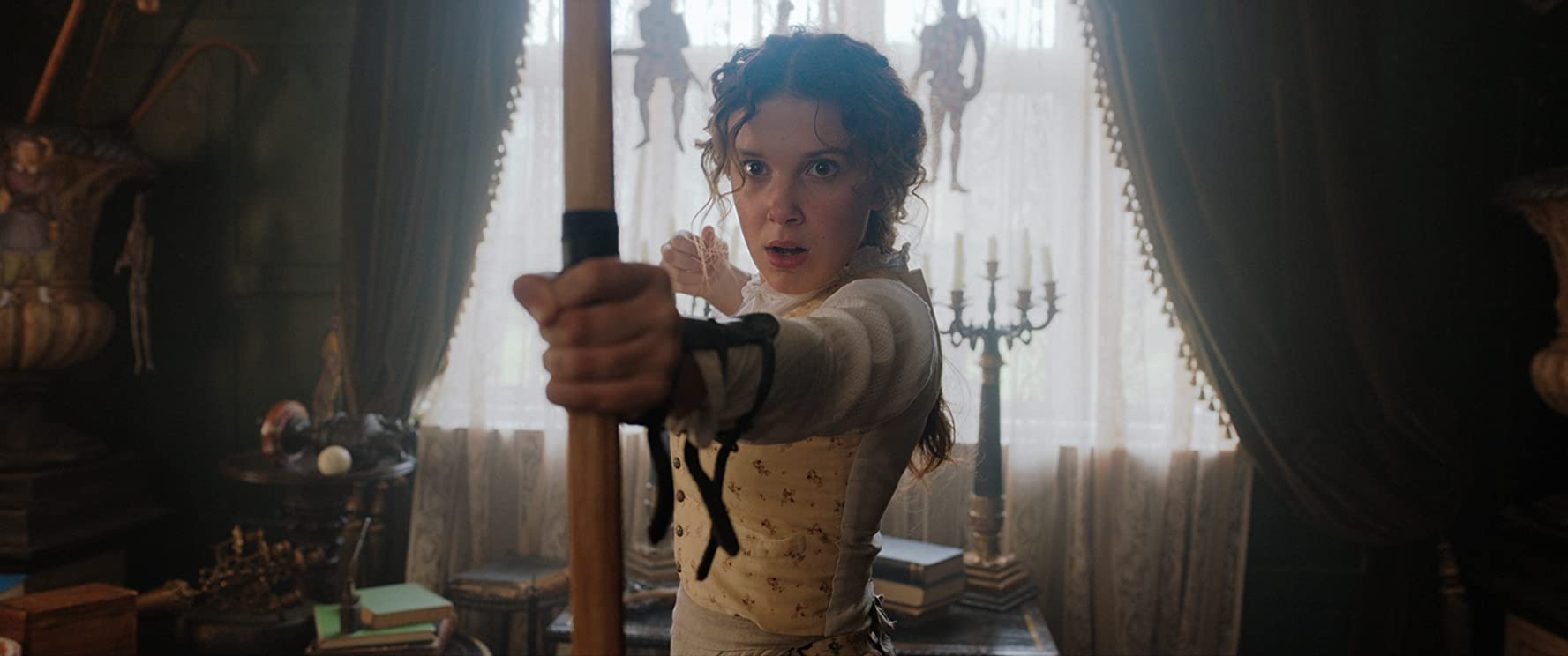 Millie Bobby Brown in Enola Holmes (2020)