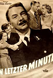 In letzter Minute Poster
