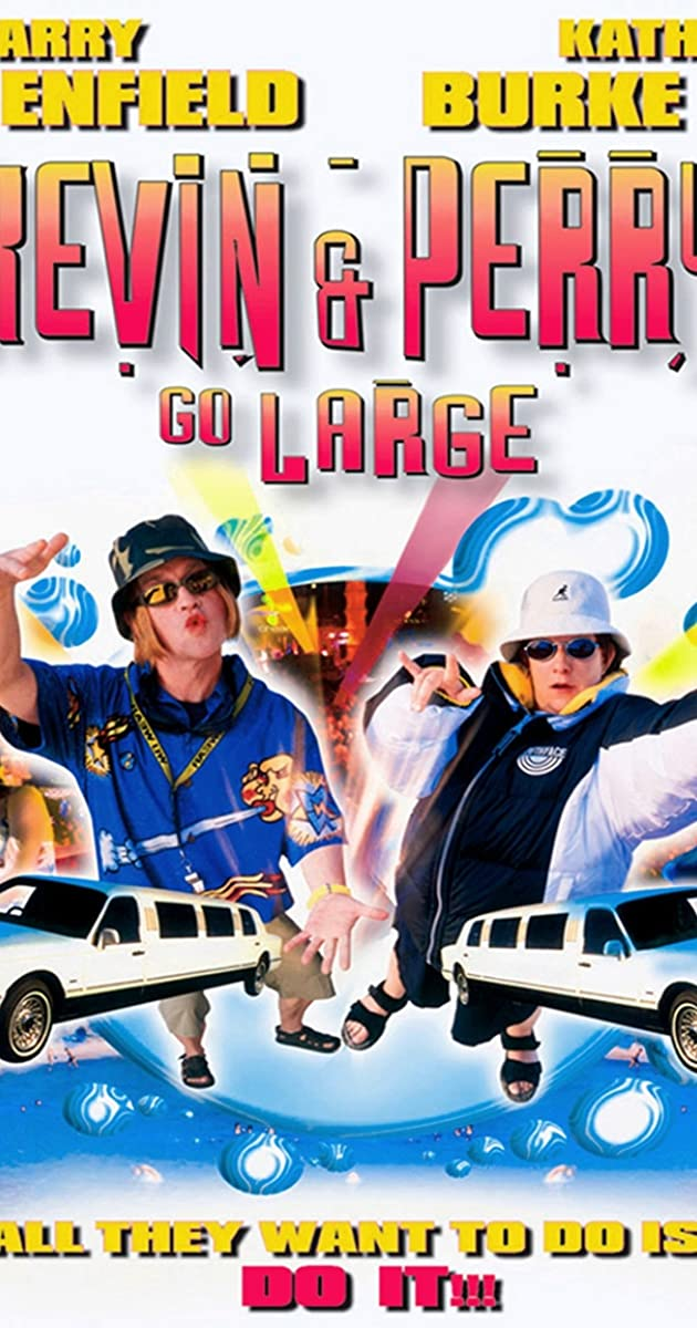 Subtitle of Kevin & Perry Go Large