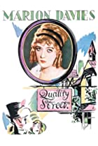 Quality Street (1927) Poster