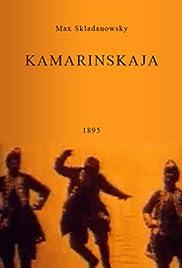 Kamarinskaja Poster
