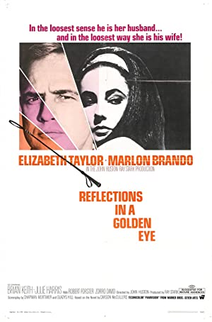 Where to stream Reflections in a Golden Eye