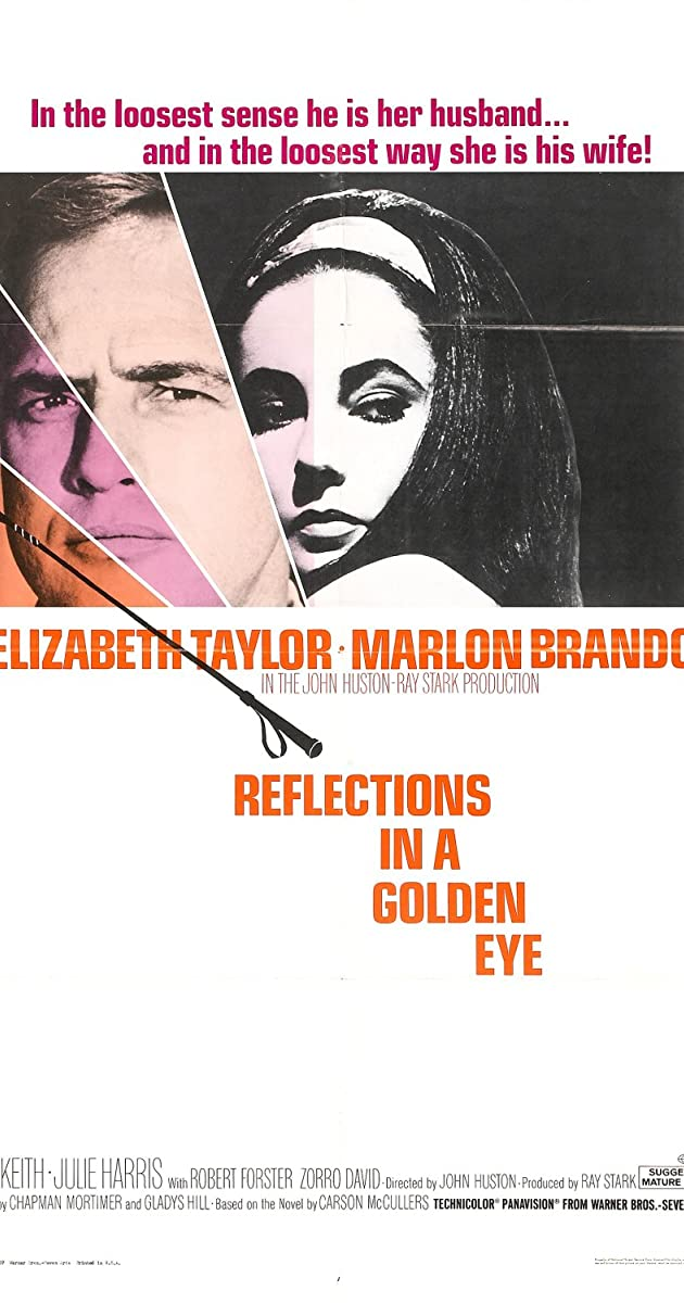 Subtitle of Reflections in a Golden Eye