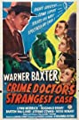 The Crime Doctor's Strangest Case (1943) Poster