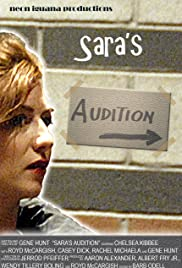Sara's Audition Poster