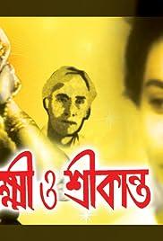 Rajlakshmi O Srikanta Poster