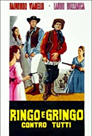 Ringo and Gringo Against All Poster