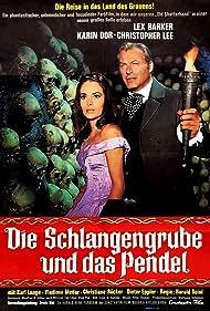 Die Schlangengrube und das Pendel (1969) Poster - Movie Forum, Cast, Reviews