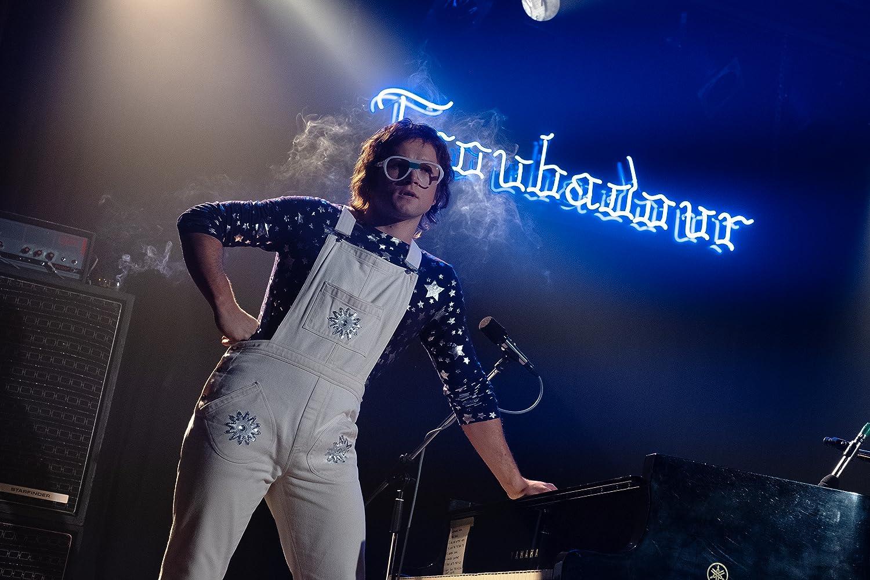 Taron Egerton in Rocketman (2019)