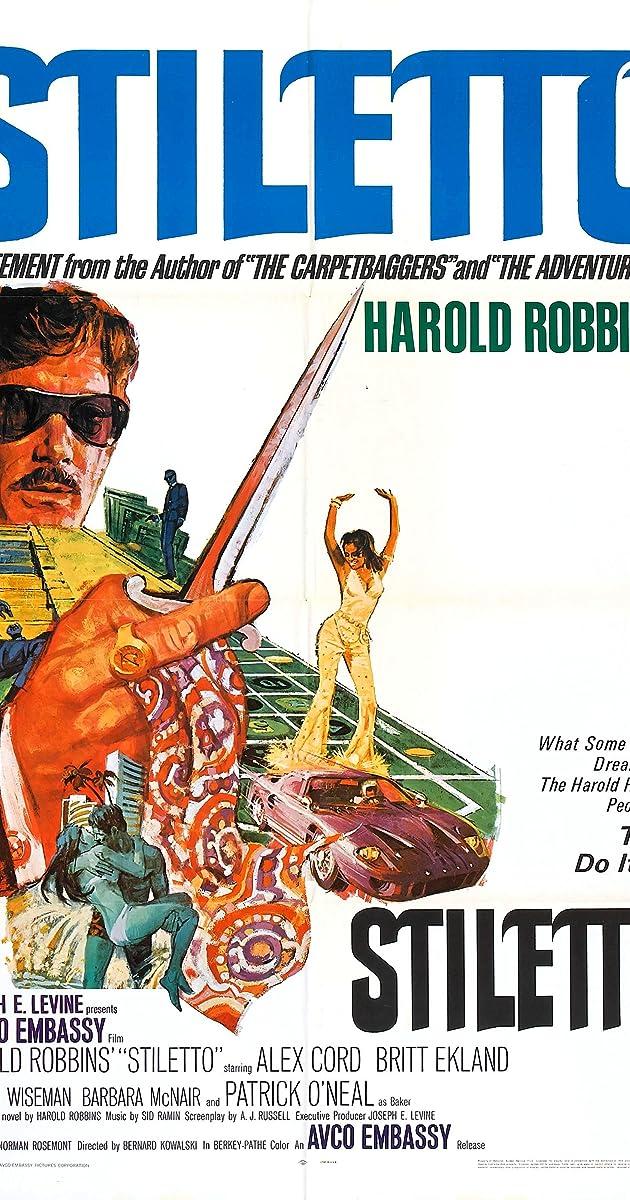 Stiletto (1969) - IMDb