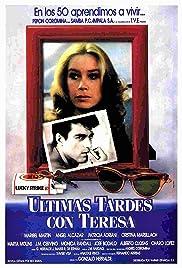 Últimas tardes con Teresa Poster