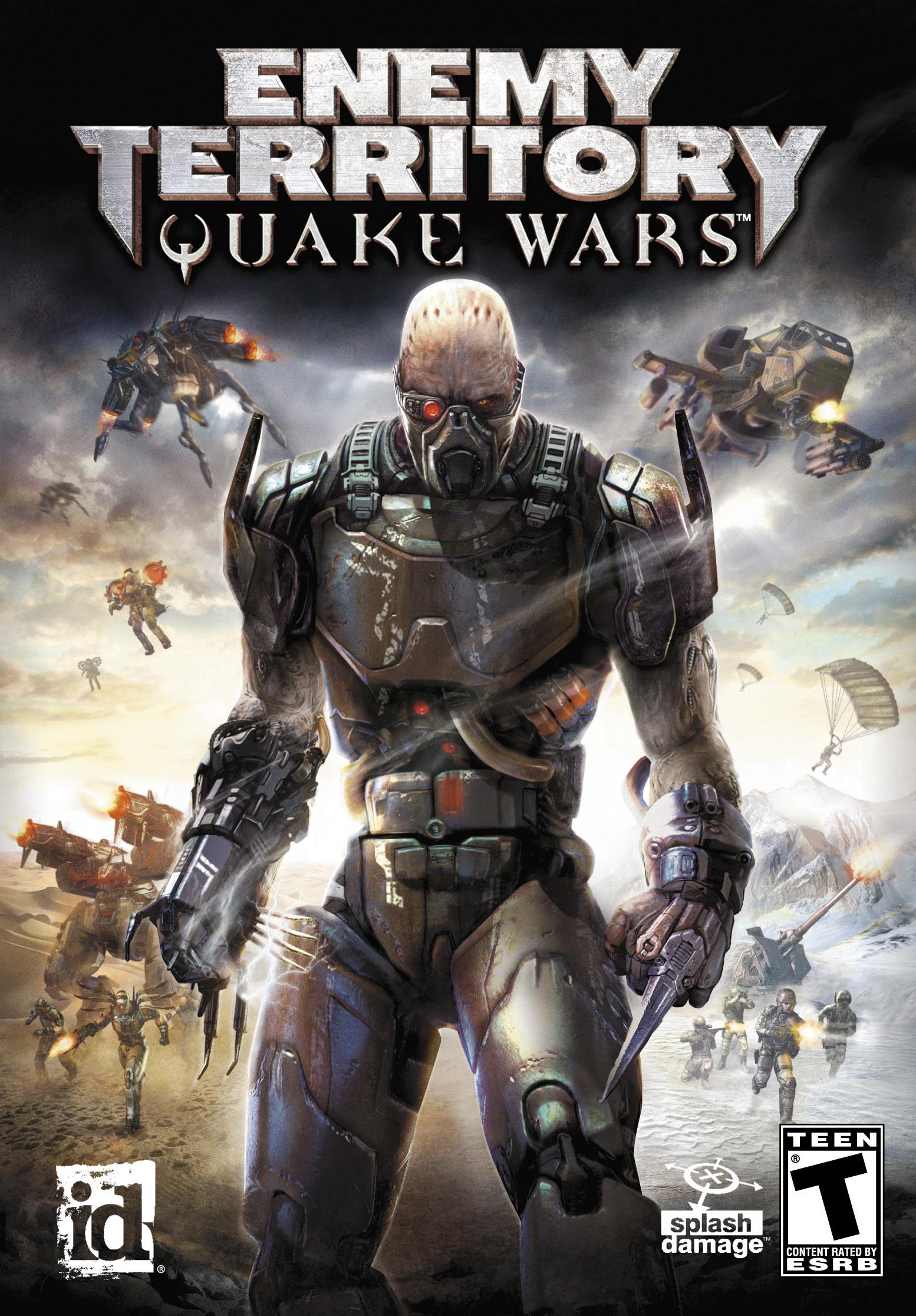 Enemy Territory: Quake Wars (Video Game 2007) - IMDb