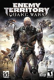 Enemy Territory: Quake Wars(2007) Poster - Movie Forum, Cast, Reviews