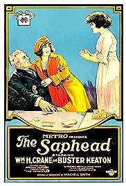 The Saphead Poster