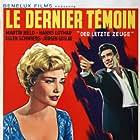 Jürgen Goslar and Ellen Schwiers in Der letzte Zeuge (1960)