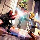 Tom Kane, James Arnold Taylor, and Sam Witwer in Disney Infinity 3.0 (2015)