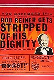 The N.Y. Friars Club Roast of Rob Reiner Poster