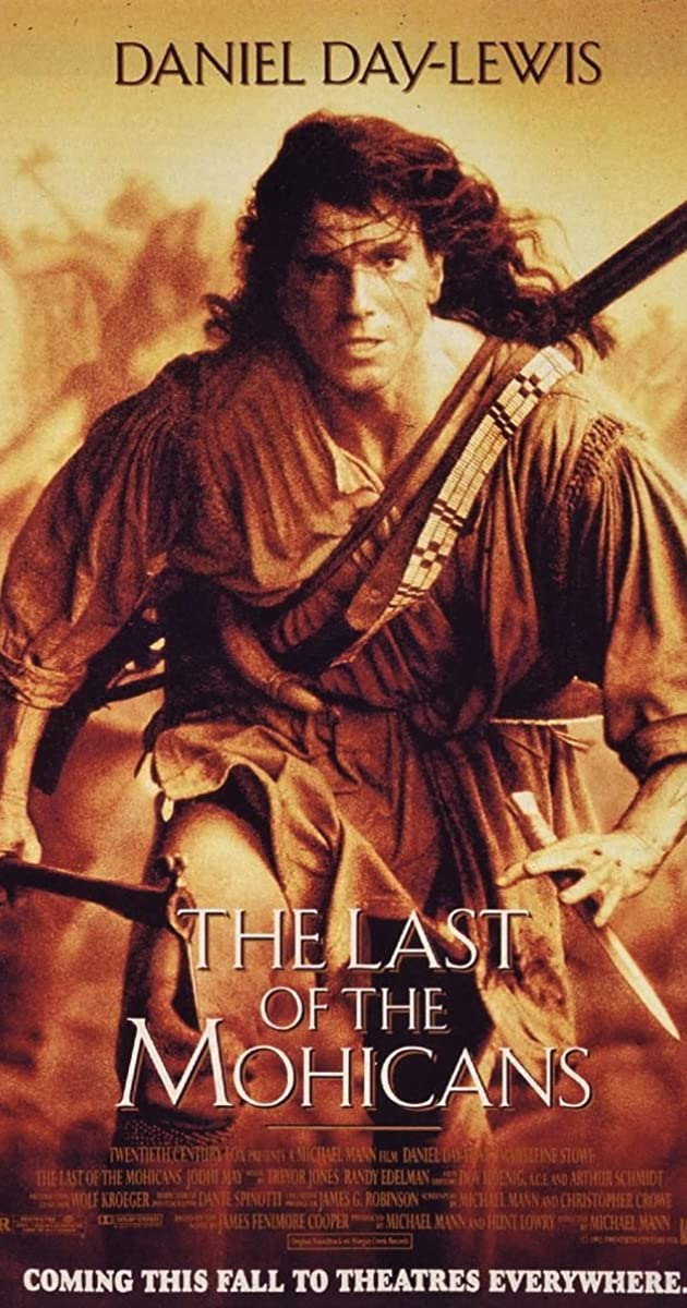Watch Full HD Movie The Last of the Mohicans (1992)
