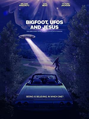 Where to stream Bigfoot, UFOs and Jesus