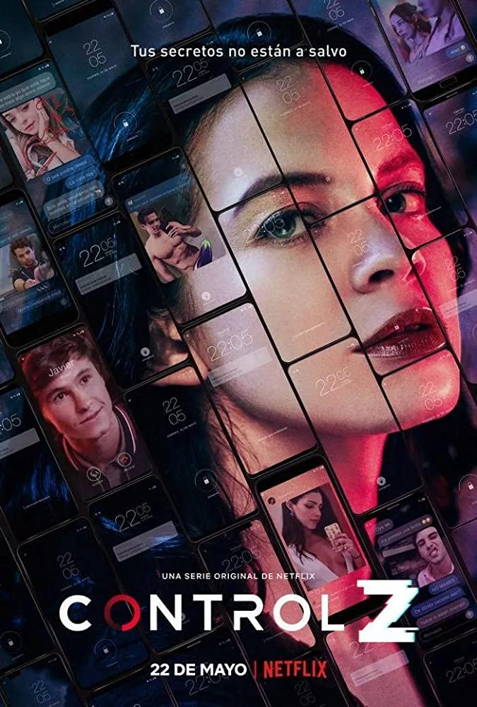 Control Z S01 2020 English Complete NF Web Series 950MB HDRip Download