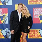 Spencer Pratt and Heidi Montag at an event for 2008 MTV Video Music Awards (2008)