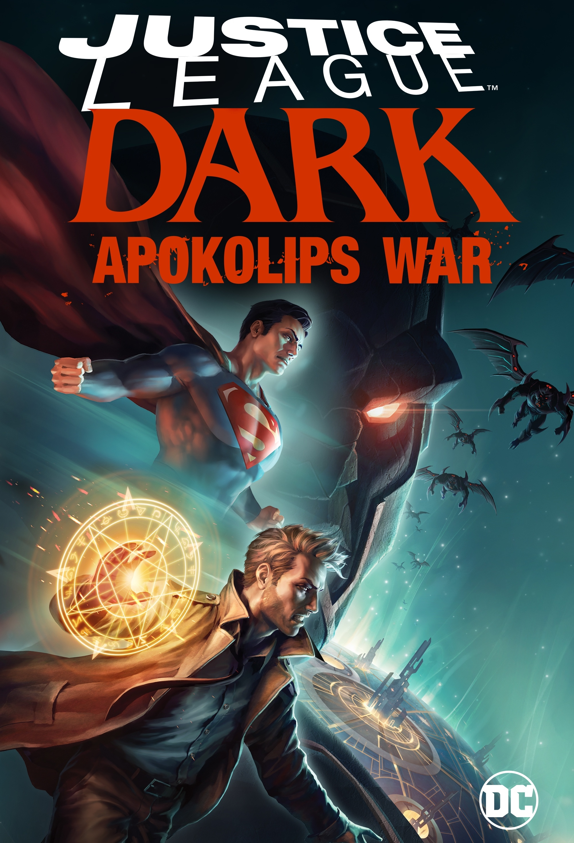 Justice League Dark: Apokolips War (Video 2020) - IMDb