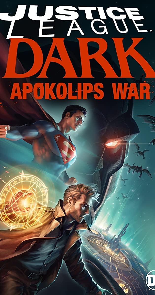 Free Download Justice League Dark: Apokolips War Full Movie