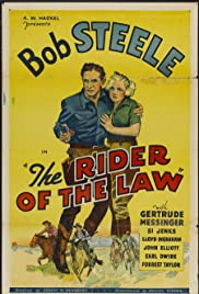 The Rider of the Law (1935) starring Bob Steele on DVD on DVD