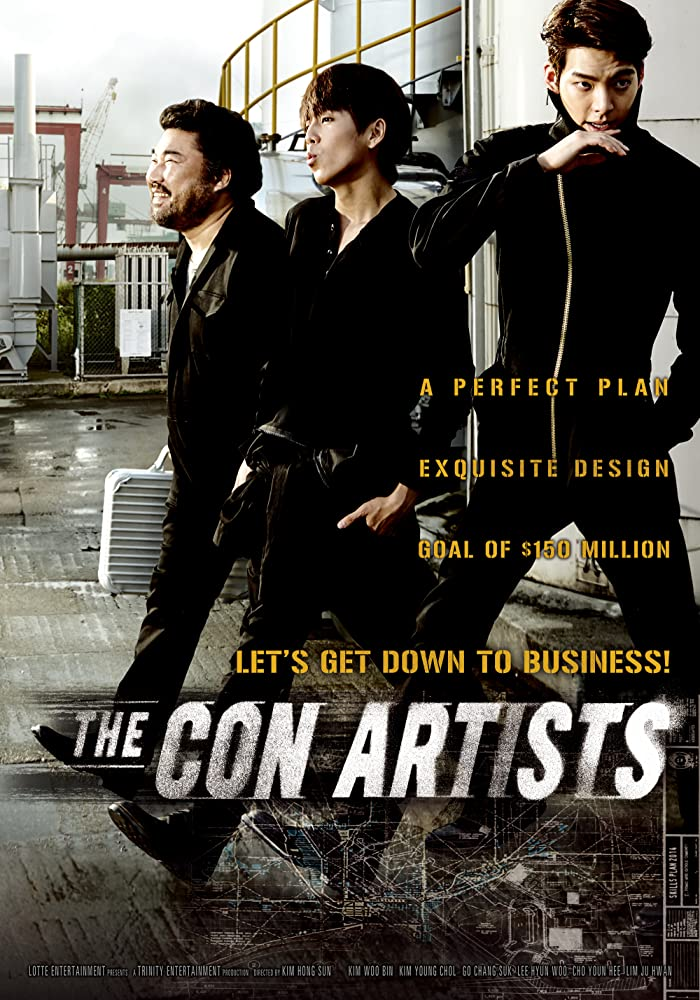 The Con Artists (2014) Tagalog Dubbed