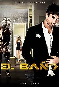 Enrique Iglesias, Pollyanna Uruena, and Bad Bunny in Enrique Iglesias Feat. Bad Bunny: El baño (2018)