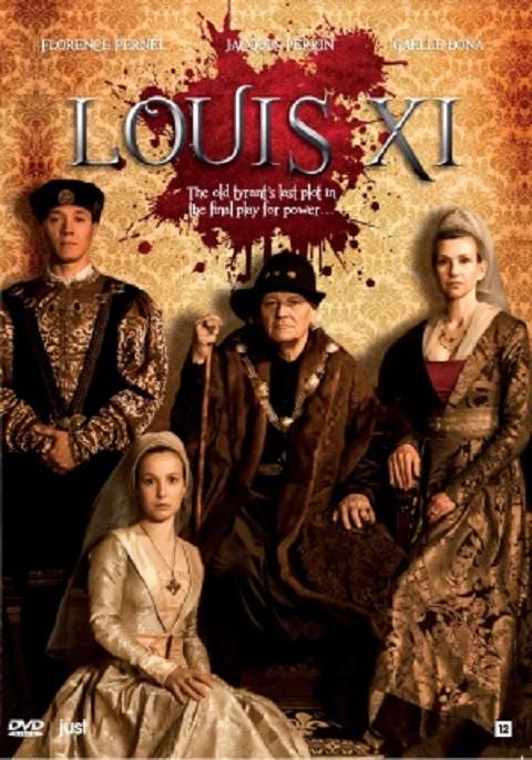 Florence Pernel, Jacques Perrin, Bruno Debrandt, and Gaëlle Bona in Louis XI, le pouvoir fracassé (2011)