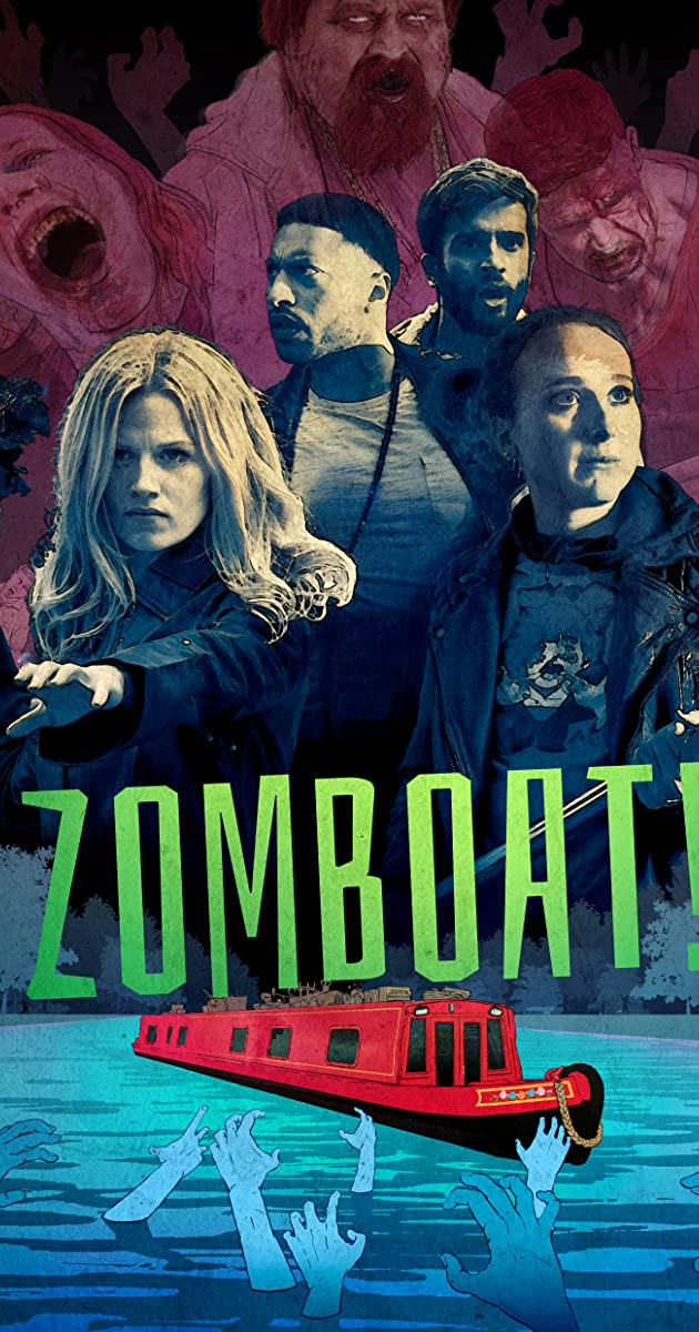 Download Zomboat! or watch streaming online complete episodes of  Season 1 in HD 720p 1080p using torrent