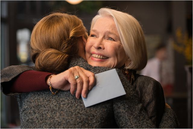 Ellen Burstyn in The Age of Adaline (2015)