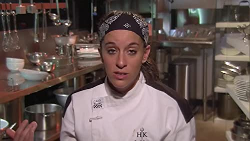 Hell's Kitchen: The Chefs Cook For The Sous Chefs