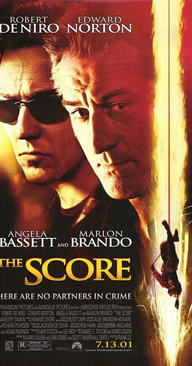 Play or Watch Movies for free The Score (2001)