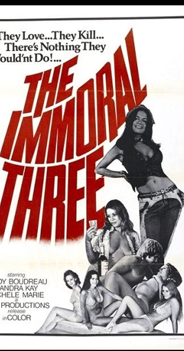 Subtitle of The Immoral Three