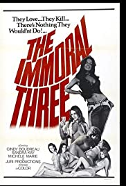 The Immoral Three (1975) 720p