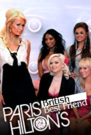 Paris Hilton's British Best Friend Poster