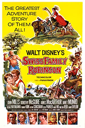 Swiss Family Robinson Poster Image