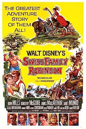 Where to stream Swiss Family Robinson