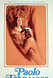Paolo e Francesca Poster
