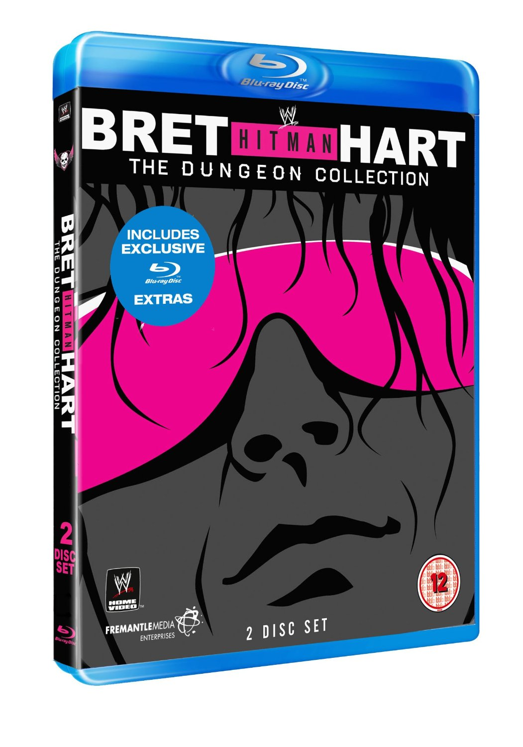 Bret Hitman Hart: The Dungeon Collection (2013)