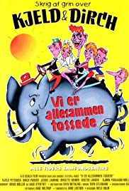 Vi er allesammen tossede (1959) Poster - Movie Forum, Cast, Reviews