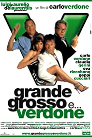 Claudia Gerini and Carlo Verdone in Grande, grosso e... Verdone (2008)
