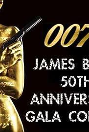 James Bond 50th Anniversary Gala Concert Poster