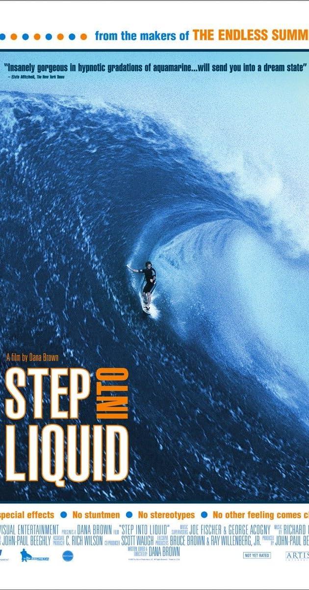 Subtitle of Step Into Liquid