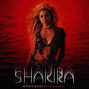 Movie video download site Shakira: Whenever, Wherever [2048x1536]