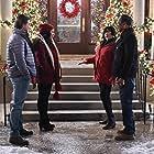 Tim Reid, Jackée Harry, Tia Mowry-Hardrict, and Rob Mayes in My Christmas Inn (2018)