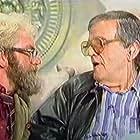 Noel Edmonds and Alan Freeman in Noel's House Party (1991)